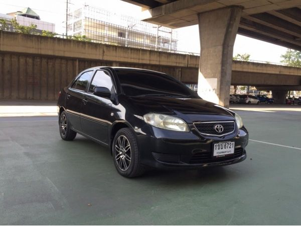 Toyota Vios 1.5 E AT ปี2005