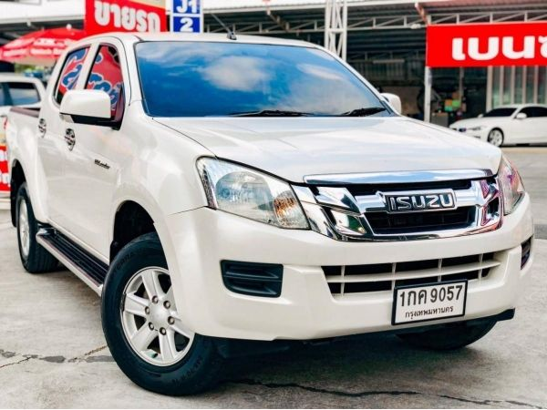 ISUZU ALL NEW DMAX 2.5 HI-LANDER 4 ประตู ปี 2012