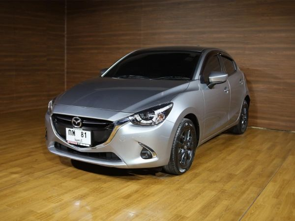 2018 MAZDA 2 1.3 SPORTS HIGH CONNECT AT กพ81