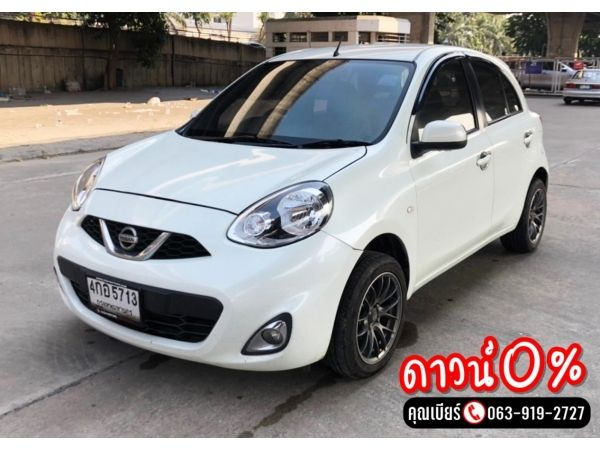 2014 Nissan March 1.2 VL AT