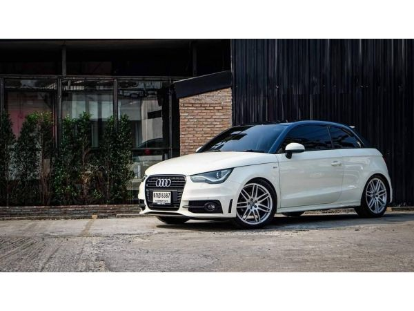 AUDI A1 1.4 TFSI  TWIN CHARGED Supercharger turbo 185hp Topspeed 200
