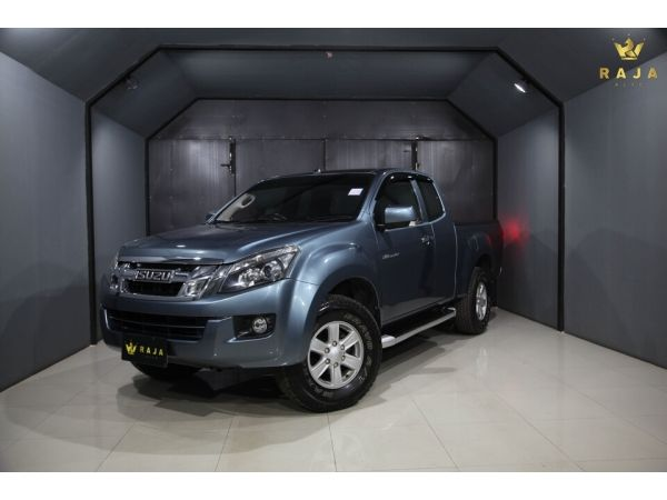 ISUZU D-MAX ALL NEW SPACECAB HI-LANDER 2.5 VGS Z 2012