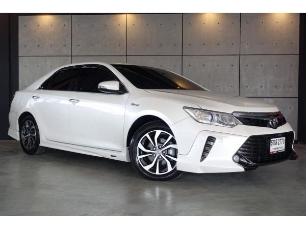 2017 Toyota Camry 2.0 G Extremo Sedan AT(ปี 12-16)B2770