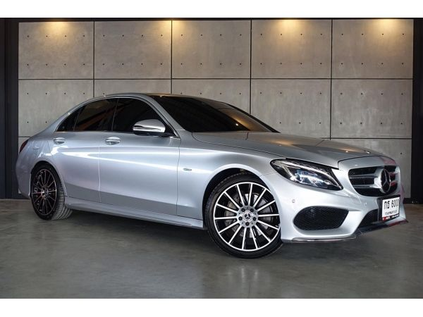 2019 Mercedes-Benz C350 2.0 W205  e AMG Dynamic Sedan AT(ปี 14-19) B6611