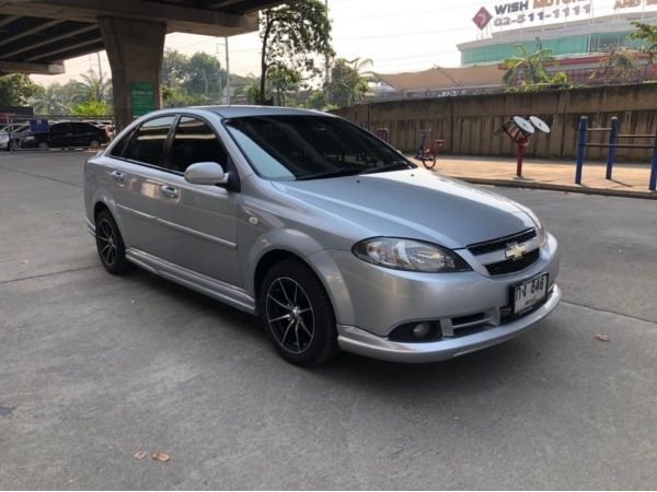 Chevrolet optra 1.6 CNG 2009