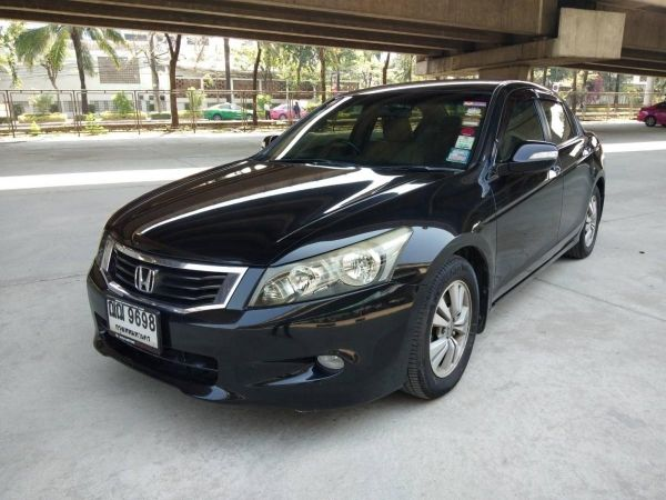 2008 HONDA ACCORD 2.0E