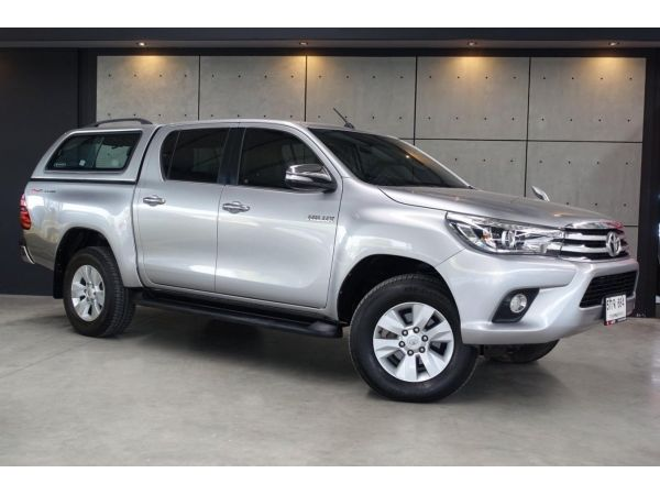 2017 Toyota Hilux Revo 2.4 DOUBLE CAB Prerunner G Pickup AT B684