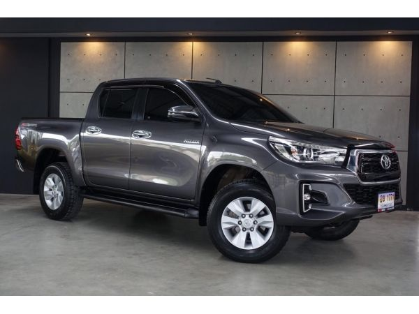 2019 Toyota Hilux Revo 2.4 DOUBLE CAB Prerunner E Plus Pickup AT P8861/1771