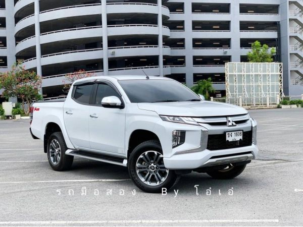 2020 Mitsubishi Triton 2.4 DOUBLE CAB GLS Plus AT