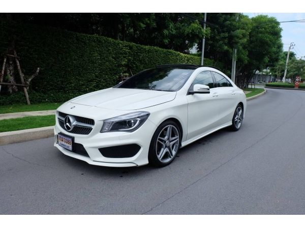 2016 Mercedes Benz CLA250 AMG Package