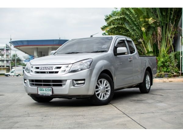 ISUZU D-Max All-new Spacecab 2.5 Z daylight