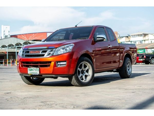 ISUZU D-Max Spacecab 2.5 X-Series VGS Turbo
