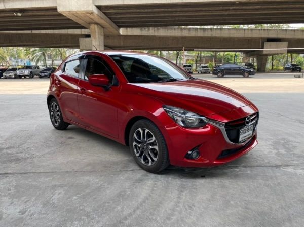 MAZDA2 1.5XD High Plus ปี2016