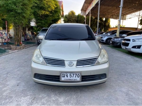 NISSAN TIIDA 1.6LATIO 2008