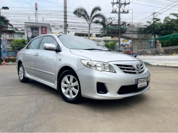 TOYOTA Altis 1.6 G AT ปี2013