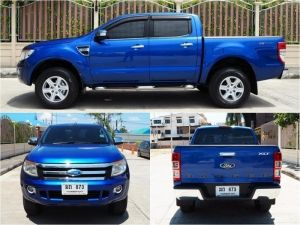 FORD RANGER DOUBBLE CAB 2.2 Hi-Rider XLT  โฉมALL NEW ปี 2012 เกียร์ AUTO 6SPEED รูปที่ 2