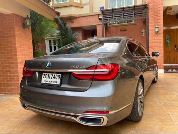 2018 BMW 740Le xDrive iPerformance รูปที่ 3