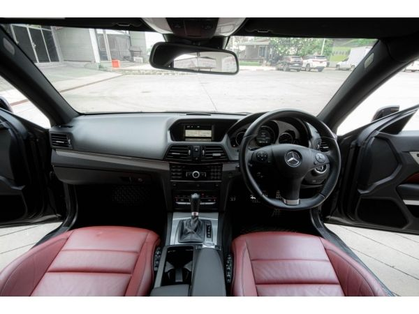 2011Mercedes Benz 1.8 E200 CGI Coupe รูปที่ 4