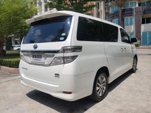 2012 TOYOTA Vellfire 2.4 (ปี 08-14) Hybrid E-Four A/T รูปที่ 7