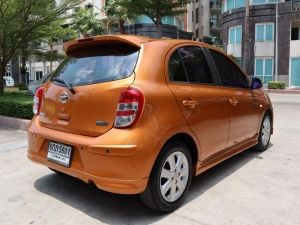 2010 NISSAN March 1.2 (ปี 10-16) VL Hatchback A/T รูปที่ 7